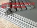 灰色PVC板 阻燃 塑料板 进口CPVC板 氯化聚氯乙烯板材