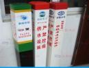 燃气管道标志桩供应-PVC警示标志桩供应-里程桩图片\价格