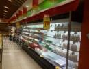南京超市低温奶冷藏展示柜|风幕柜一般什么牌子的好一点