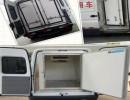 运输冷藏冷冻货车依维柯改装冷藏车直流冰箱解决一公里份难题