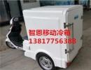 电动三轮冷藏车 二轮电动冷藏车冷藏冷冻移动冷箱生鲜电商宅配