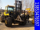 越野叉车 实心轮胎 四驱动力3吨提升4米cry
