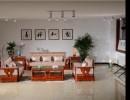 红木沙发、云集红木家具匠心工艺、红木沙发哪家好