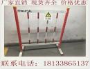 供应变电站围栏 pvc塑钢护栏  发电厂施工隔离 电力安全围