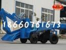 新型LWT-150轮胎式扒渣机图片