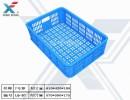 汕头水产品冷藏使用深圳兴丰塑胶周转箩 虾箩 猪肉塑胶周转箩