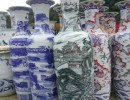 供应西安庆典礼品、陶瓷大花瓶、开业礼品、树脂礼品