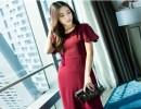 春夏季新款女装韩版直筒长裤高腰显瘦黑白色针织运动休闲裤子