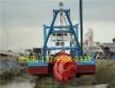 出口缅甸绞吸式抽沙船及淘金设备价格
