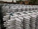 PVC护栏 白色塑钢草坪护栏 PVC草坪围栏网