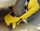 汽车轮胎锁