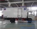 2017新款厢式货车福田冷藏厢式货车销售 曹安公路3076号