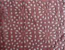 纺织化纤坯布激光切花打孔加工
