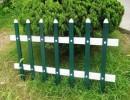 PVC草坪护栏厂家直销 园林围栏 塑钢护栏网批发 规格/价格
