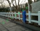 草坪护栏_PVC护栏_塑钢护栏 白色现货