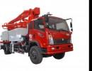 湿喷防爆型泵车,25米小型混凝土泵车