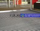 齐齐哈尔【普文环境科技】卡诺克嵌入式铝合金地垫地毯专用毯条可