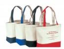 厂家定做环保纯棉帆布袋,刺绣帆布广告袋制作