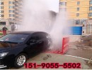 混凝土洗车平台,工程车轮胎自动冲洗机无锡滨湖区