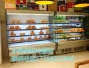 武汉冰柜厂家风幕柜价格尺寸水果保鲜冷藏展示柜超市冷柜凌雪制冷