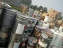 回收库存化工原料
