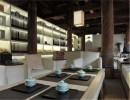 天津茶楼中式装修设计图片_小型茶叶店装修图片