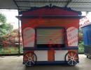 霍州商业街售卖车,德宠广场售货亭,绵阳景区饰品饮料贩卖车