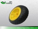 儿童电动汽车轮电动滑板车专用轮电动扭扭车漂移代步车轮