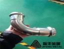 304不锈钢薄壁水管 卡压式水管配件 三通 弯头 直通厂家