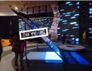 投影高清透明3D幻影成像膜丶投影幕全息幻象膜,45度幻影成像