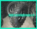潍坊供应农用拖拉机后轮人字轮胎R1加密花13.6-28轮胎