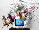 佳德通UV福建瓷砖背景墙3D打印机uv壁纸卷材平板一体机