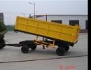 胡杨机械(在线咨询)、农用拖车、收割机运输农用拖车