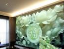 武汉电视机背景墙uv打印机  uv平板打印机厂家 售后无忧