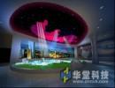 全息纳米触摸膜,展厅全息幻影成像――华堂科技