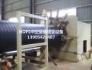 HDPE中空壁缠绕管设备