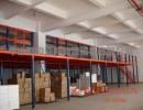 中山电器阁楼组合货架(高品质服务)中山电器仓库货架组合阁楼