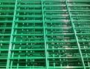 鑫隆pvc防护护栏网供应 城市道路隔离护栏网 绿色框架护栏网