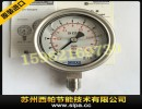 EN837-1德国WIKA压力表233.50不锈钢压力表