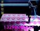 山东商标切割机多少钱 服装织唛切割机价格 乾富自动识别商标切割