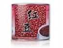 名忠红豆罐头奶茶专用大红豆红腰豆糖水相思豆3.35kg正品