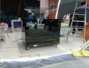 全息柜,博物馆全息展柜成像系统,三维全息技术应用,全息设备